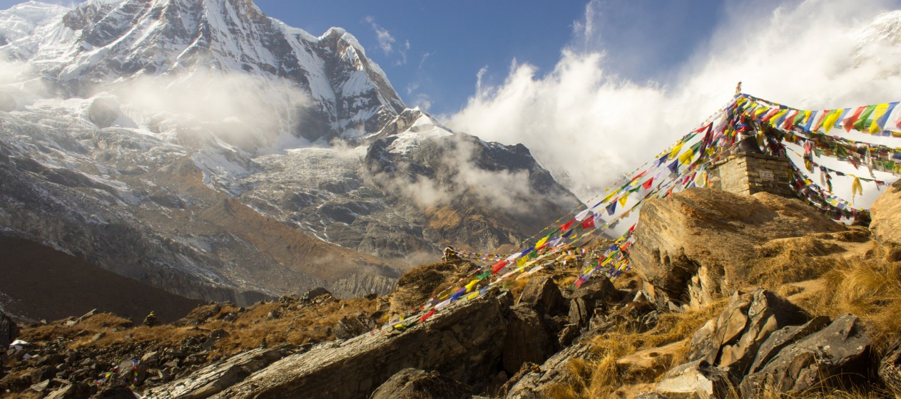 What's Special About the Annapurna Sanctuary
