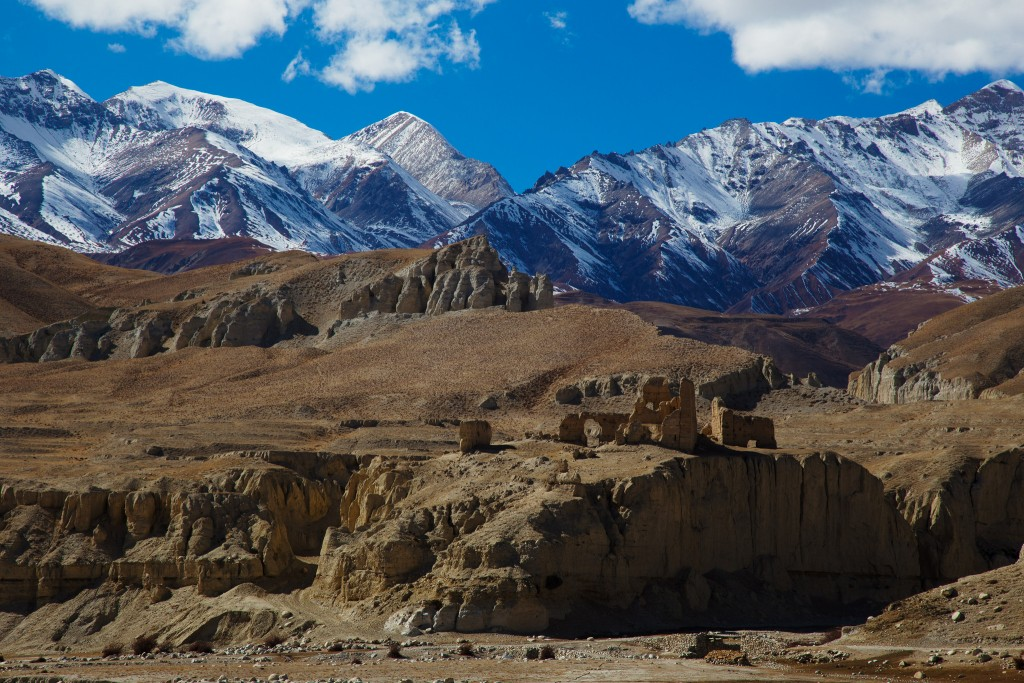 The Journey to Lo Manthang