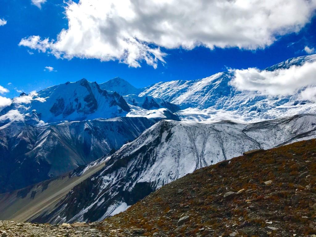 Trekking the Annapurna Circuit with Tilicho Lake