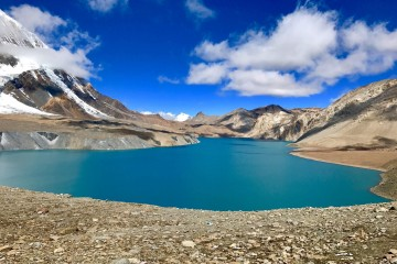 Trekking the Annapurna Circuit with Tilicho Lake
