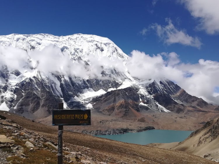 A Remote Adventure in the Annapurnas: Manang to Jomsom via the Meshokanto Pass
