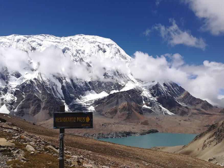A Remote Adventure in the Annapurnas