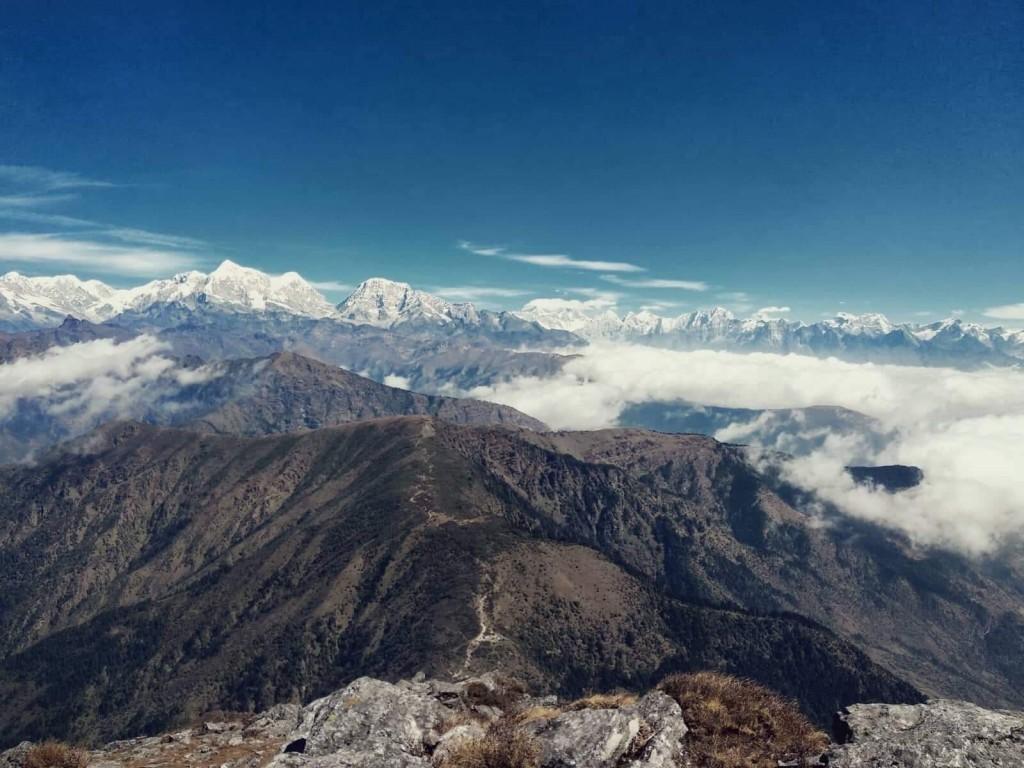 Trek to Pikey Peak & Dudh Kunda
