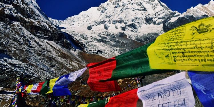 Trekking to Annapurna Base Camp with Kids