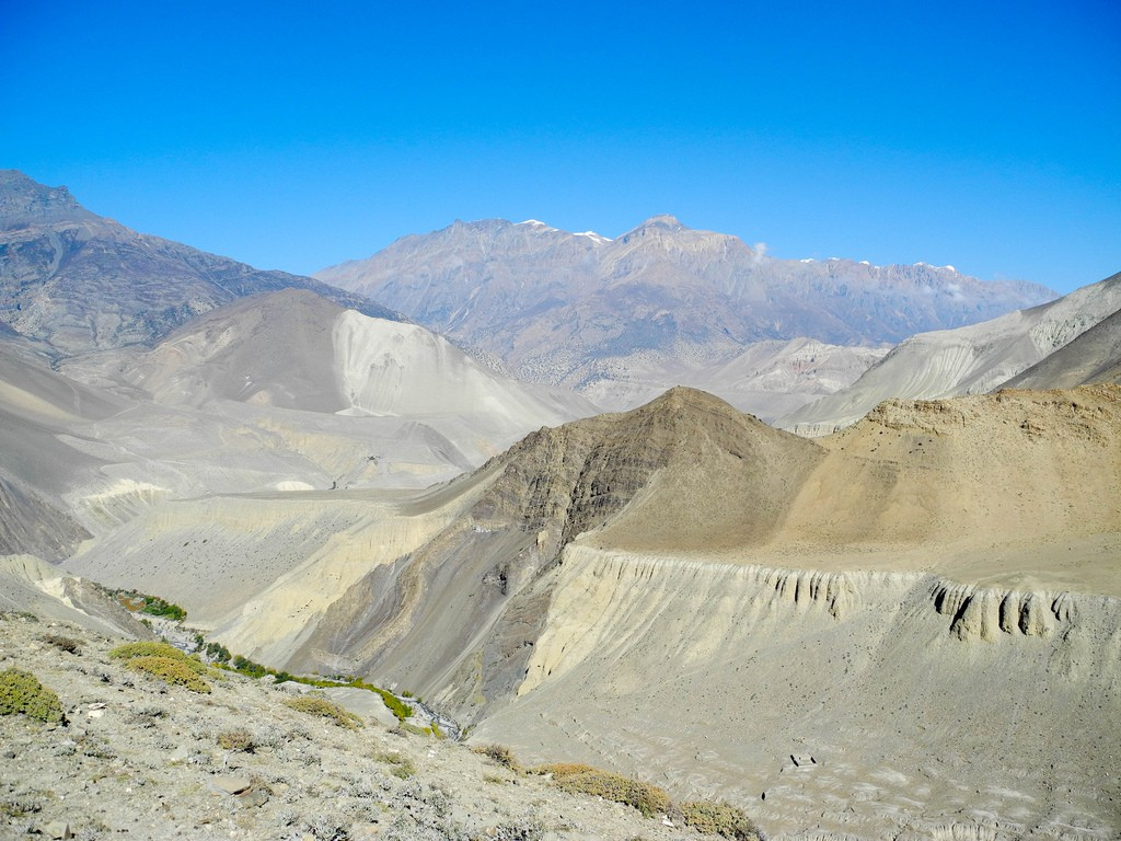The Muktinath Valley. Photo: Jerome Bon/Flickr