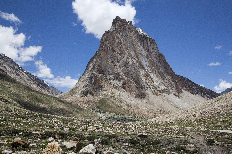 Gumbo Ranjan, Zanskar's Sacred Mountain