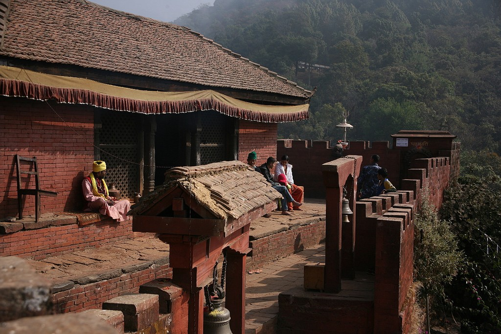 The Gorkha Durbar. Photo: Graham Duggan/Flickr