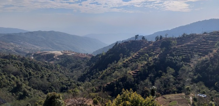 A Hike Around Kathmandu: The Ridge Trail