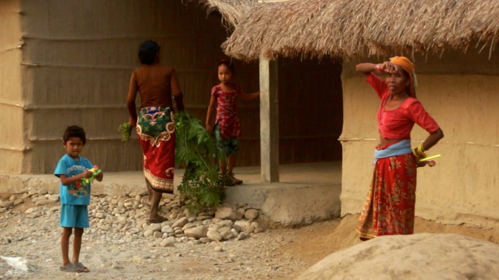 A village on the Terai. Photo: OXLAEY.com/Flickr