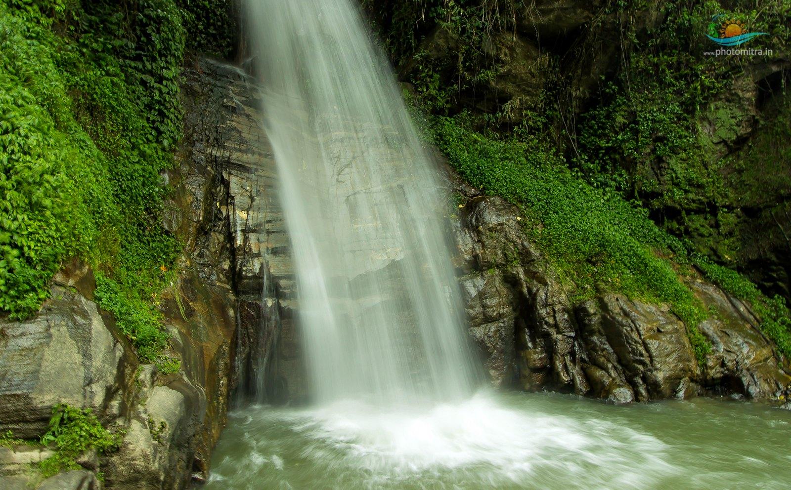Ban Jhakri Falls. Photo: Amitra Kar/Flickr
