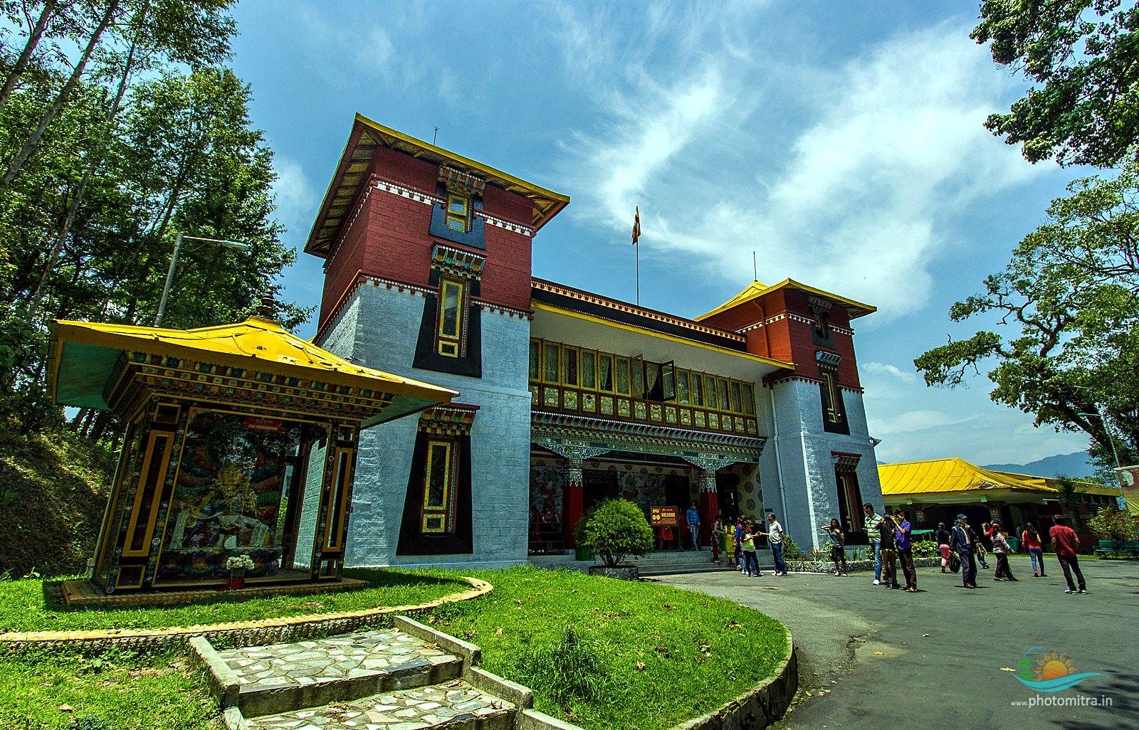 The Namgayal Institute of Technology. Photo: Amitra Kar/Flickr