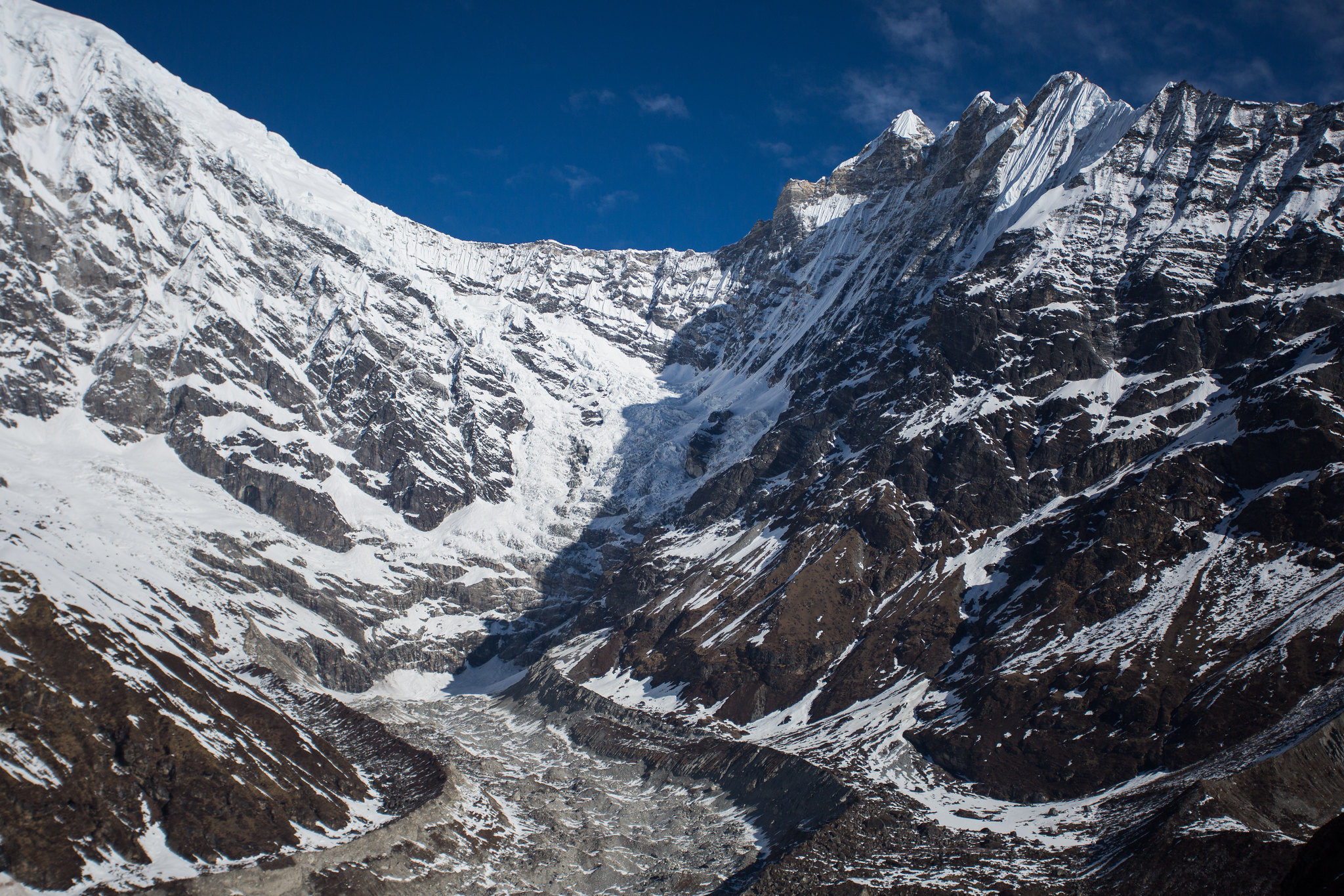 The Langtang National Park. Photo: Jonny/Flickr