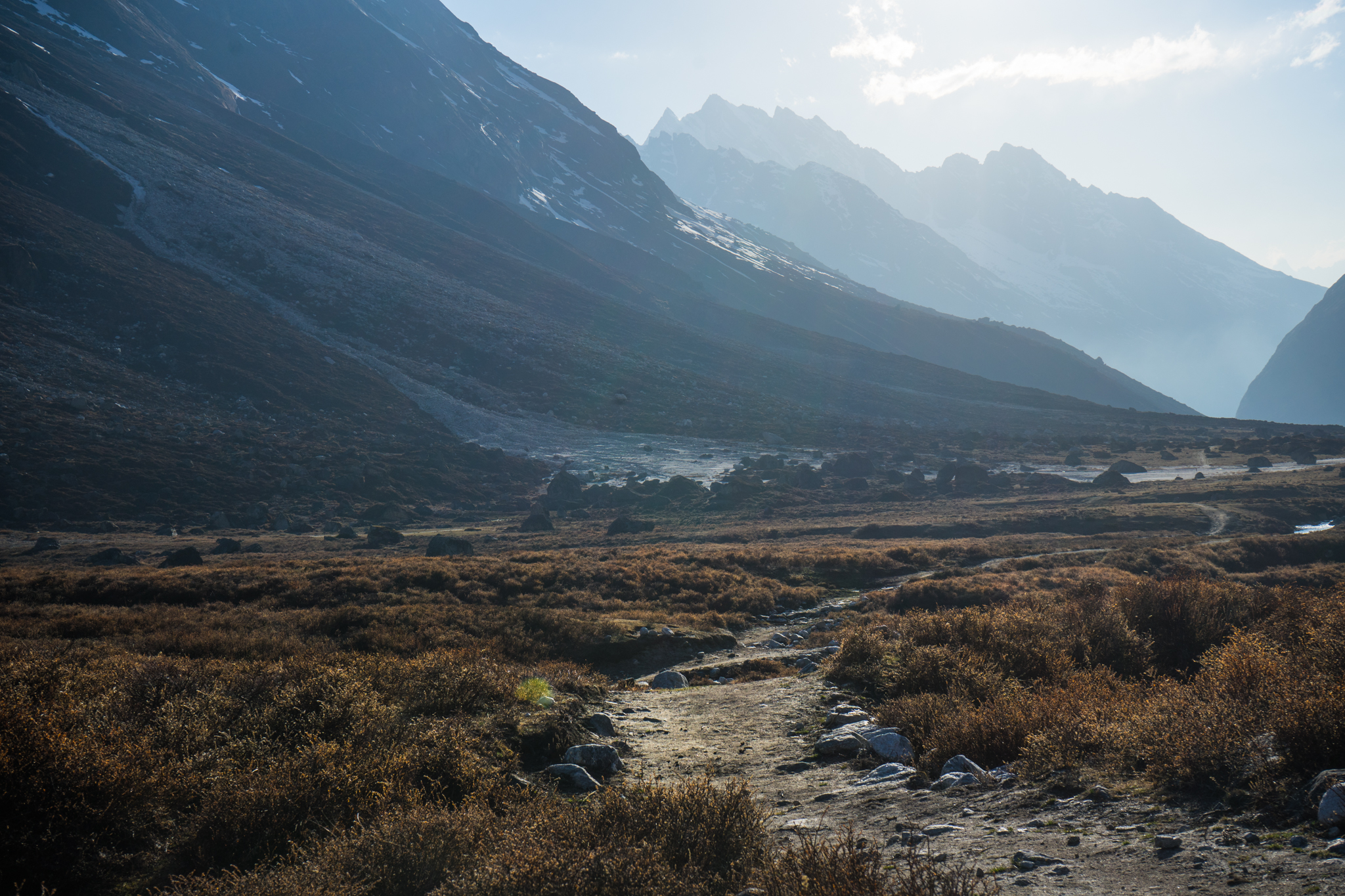 What Camping in the Himalayas is Really Like