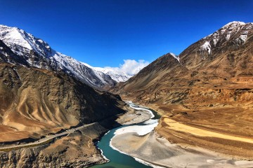 Sham Valley, Ladakh's Not-So 'Baby Trek'