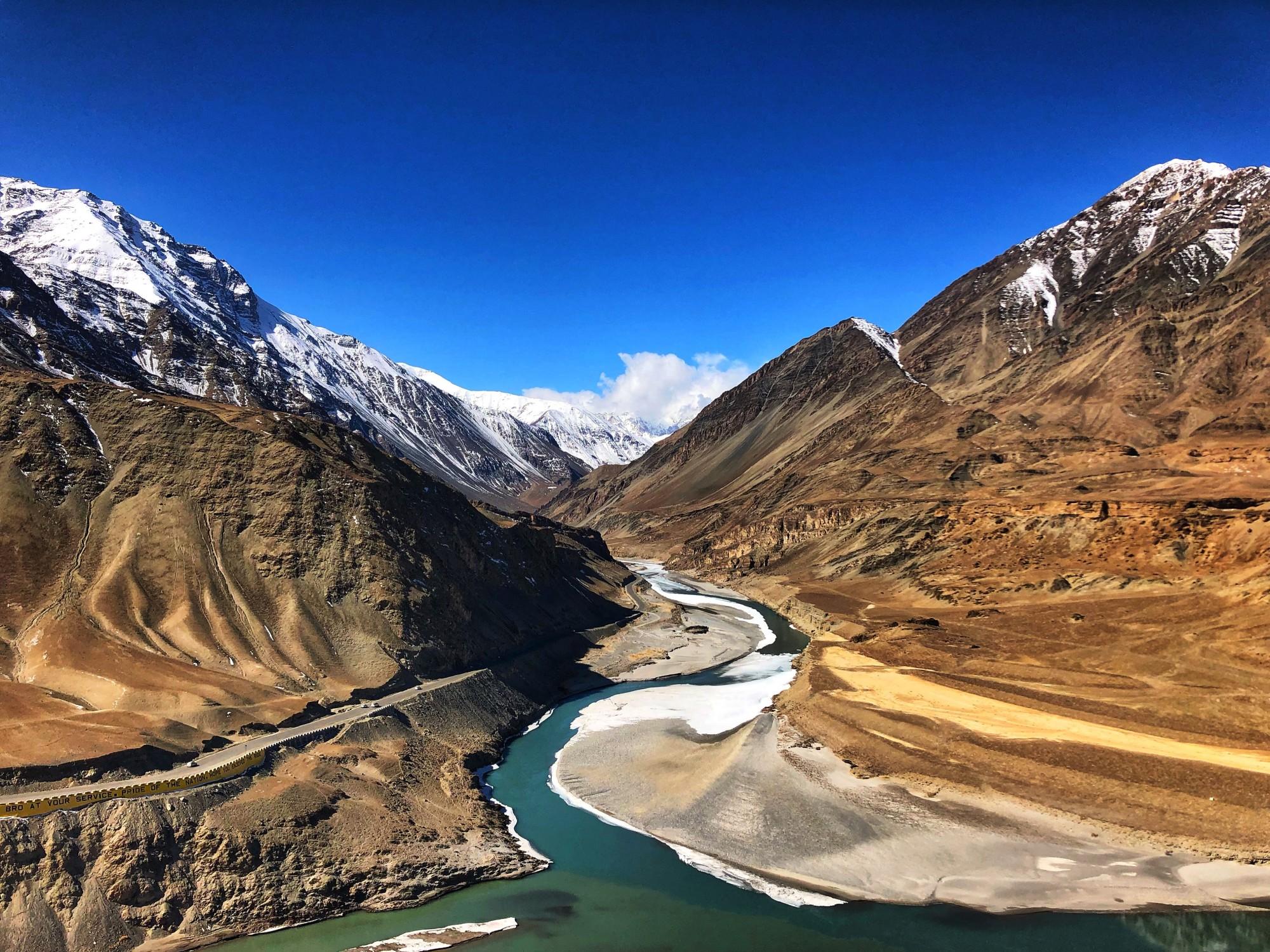 Sham Valley, Ladakh's Not-So 'Baby Trek'