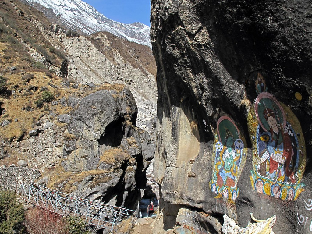 Sherpa Culture and Spirituality in the Thangme Valley