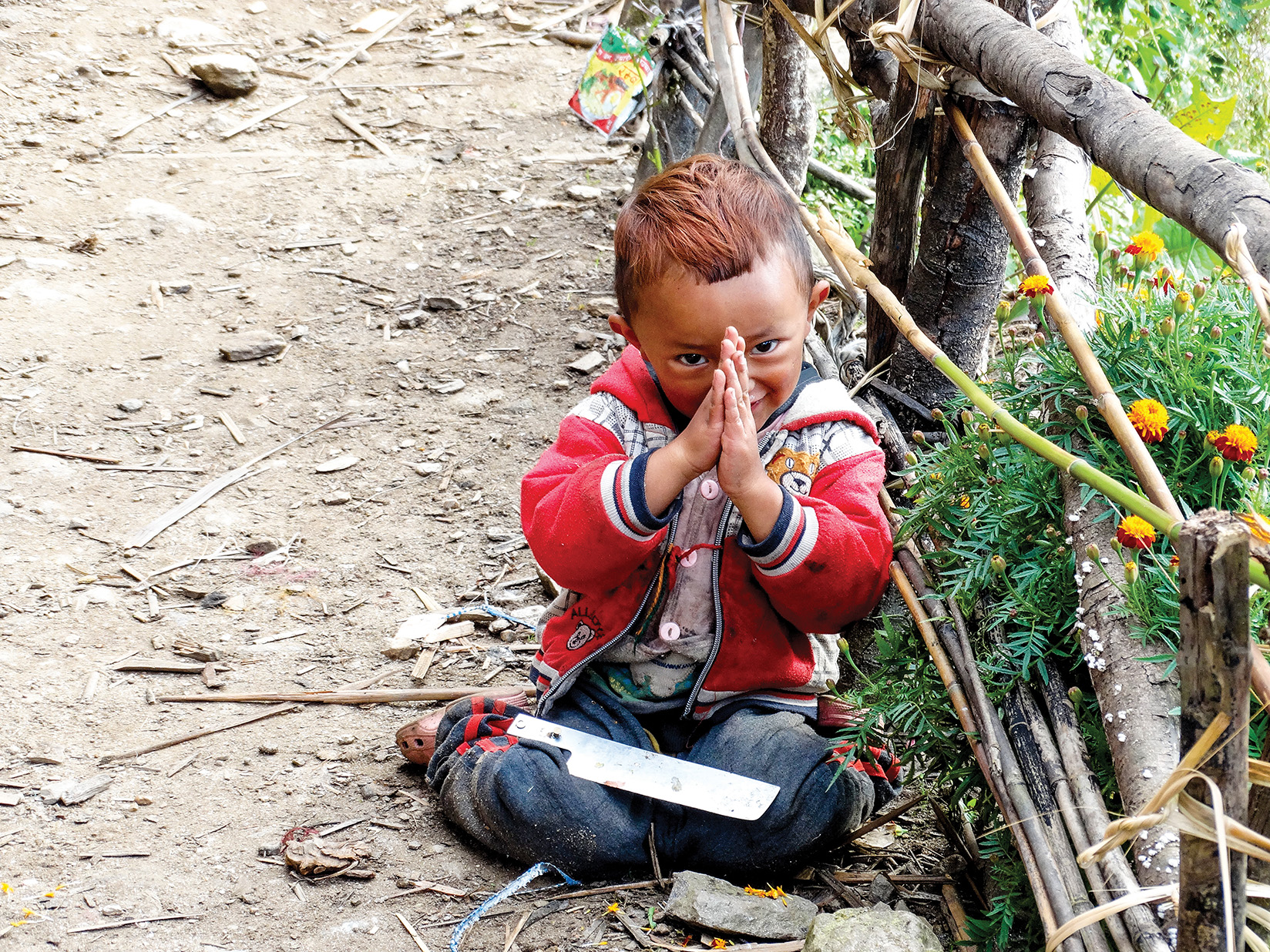 The People You Meet on the Tamang Heritage Trail