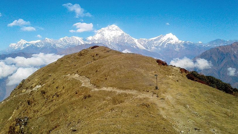 The Shortcut to Kopra Danda