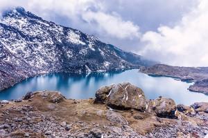 Above Gosaikunda: Highland of Sacred Alpine Lakes
