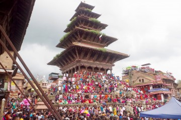 The Newari Festival of Death, Gai Jatra