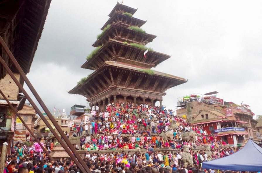 Celebrating Life and Death at Gai Jatra