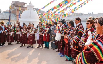 The Lunar Losar Festival