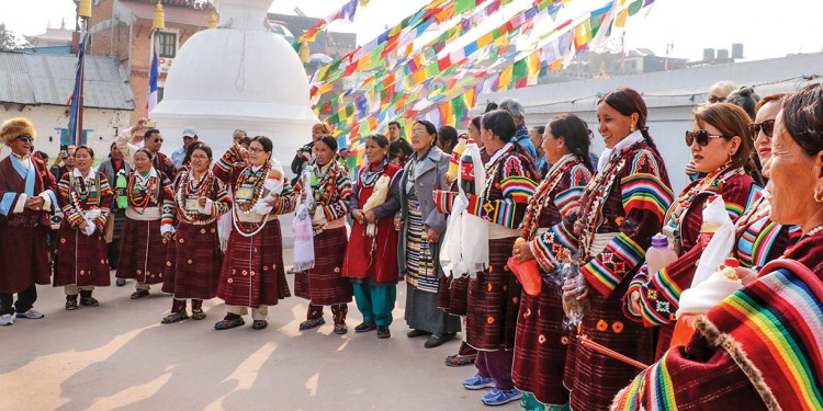 The Lunar Losar Festival