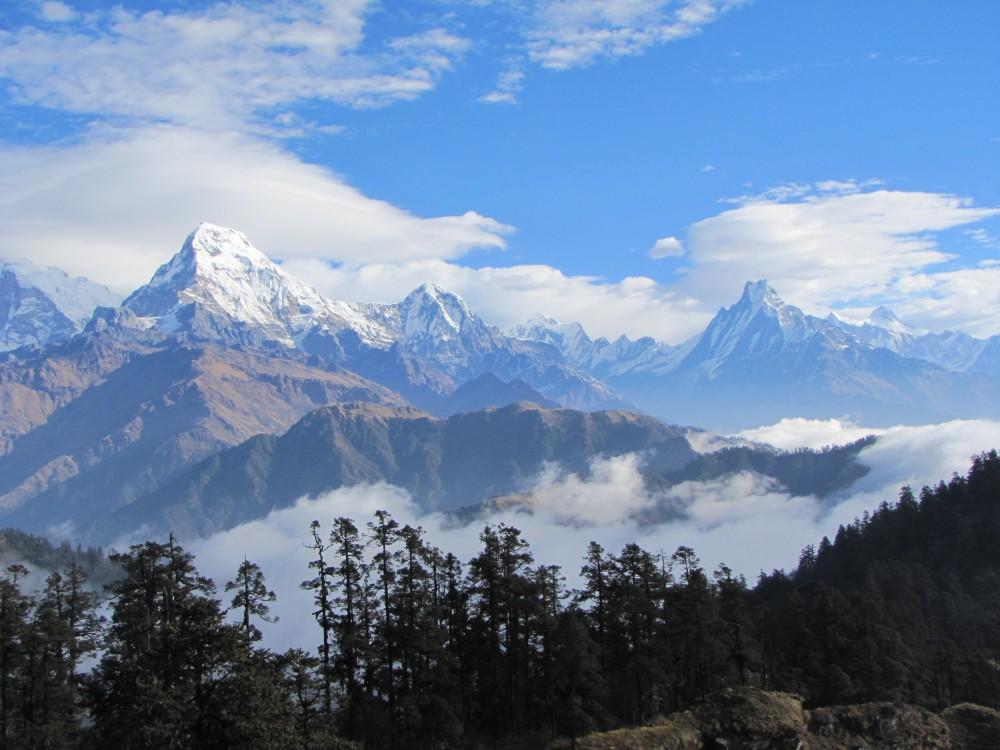 Inside Himalayas