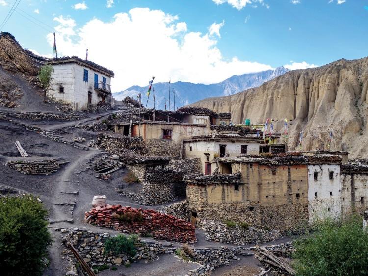Lubra, the Hidden Bon Village of Lower Mustang