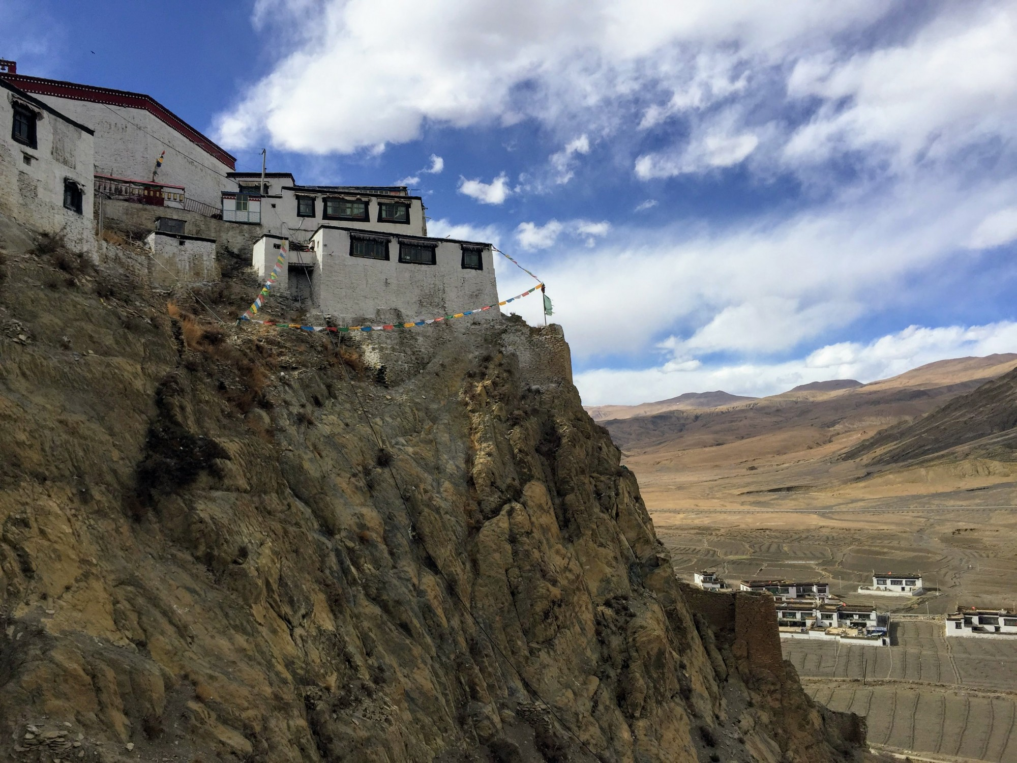 Offbeat Monasteries on the Friendship Highway Tibet