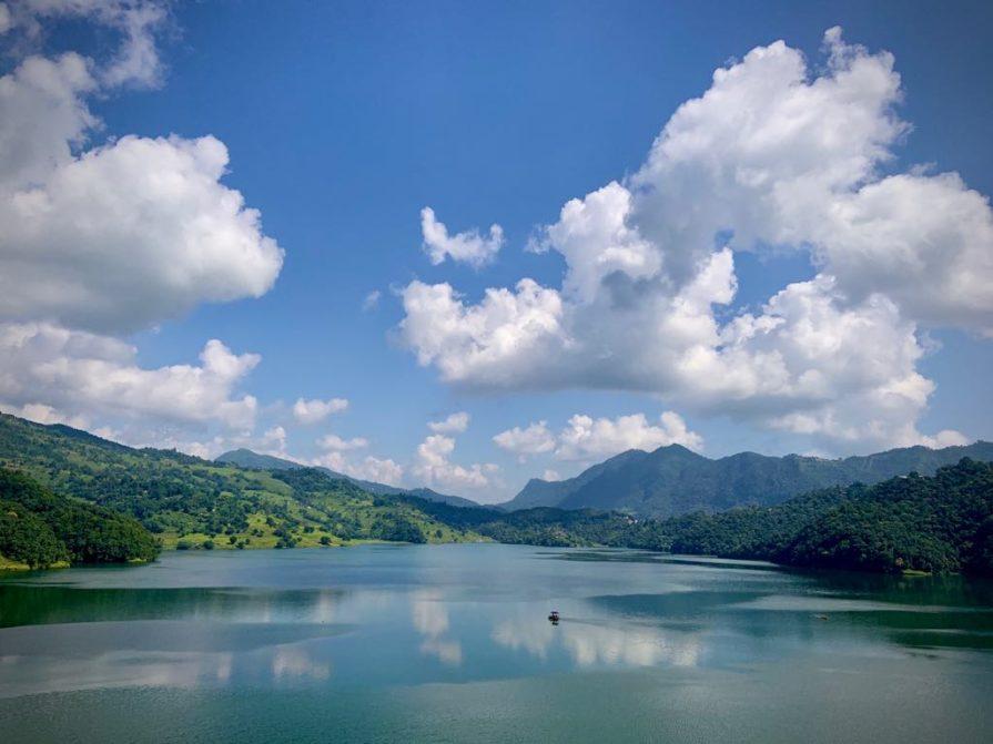 Exploring the Lakes of Pokhara