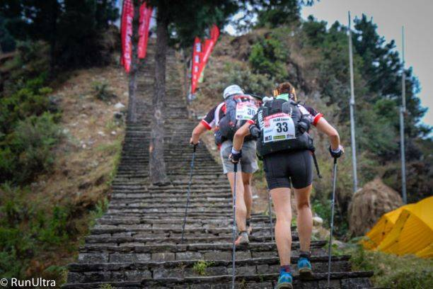 What it's Really Like to Run the Everest Trail Race