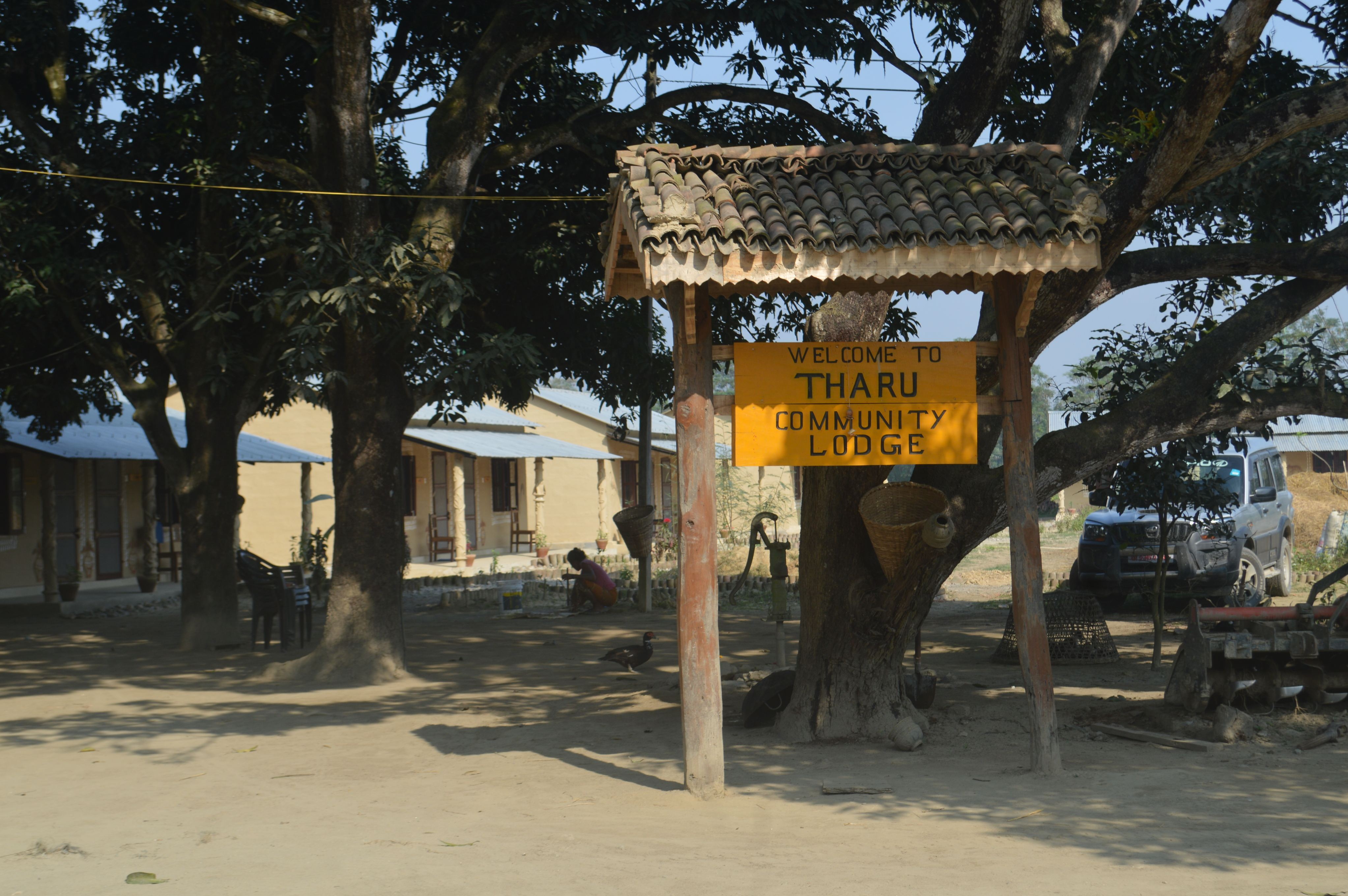 Crafting Experiences at the Tharu Community Lodge