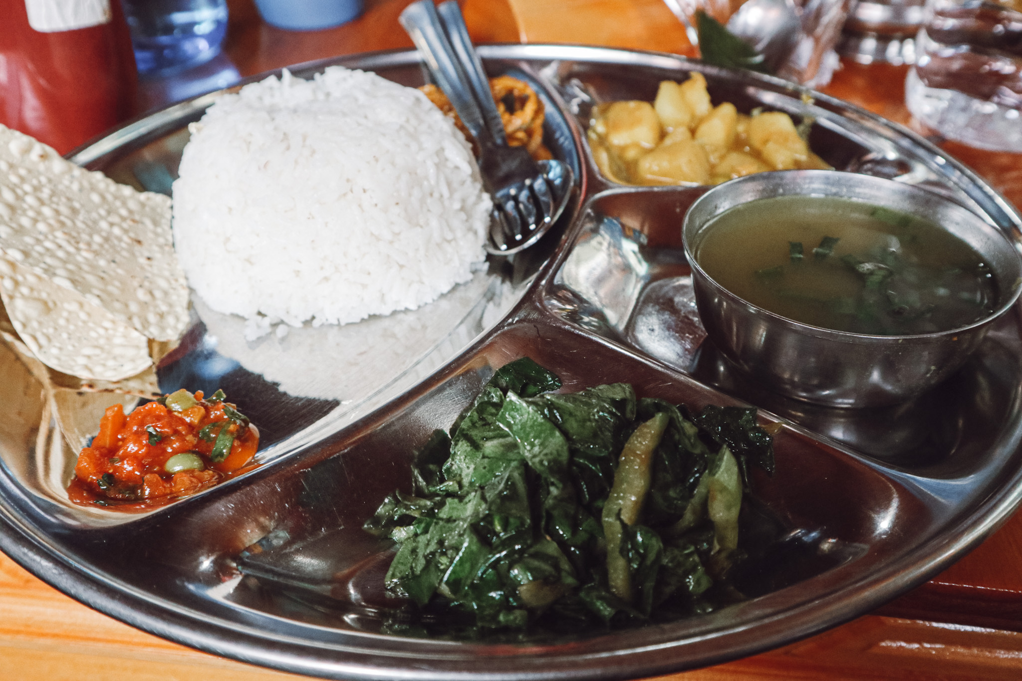 How to Eat Gluten Free in Nepal Safely