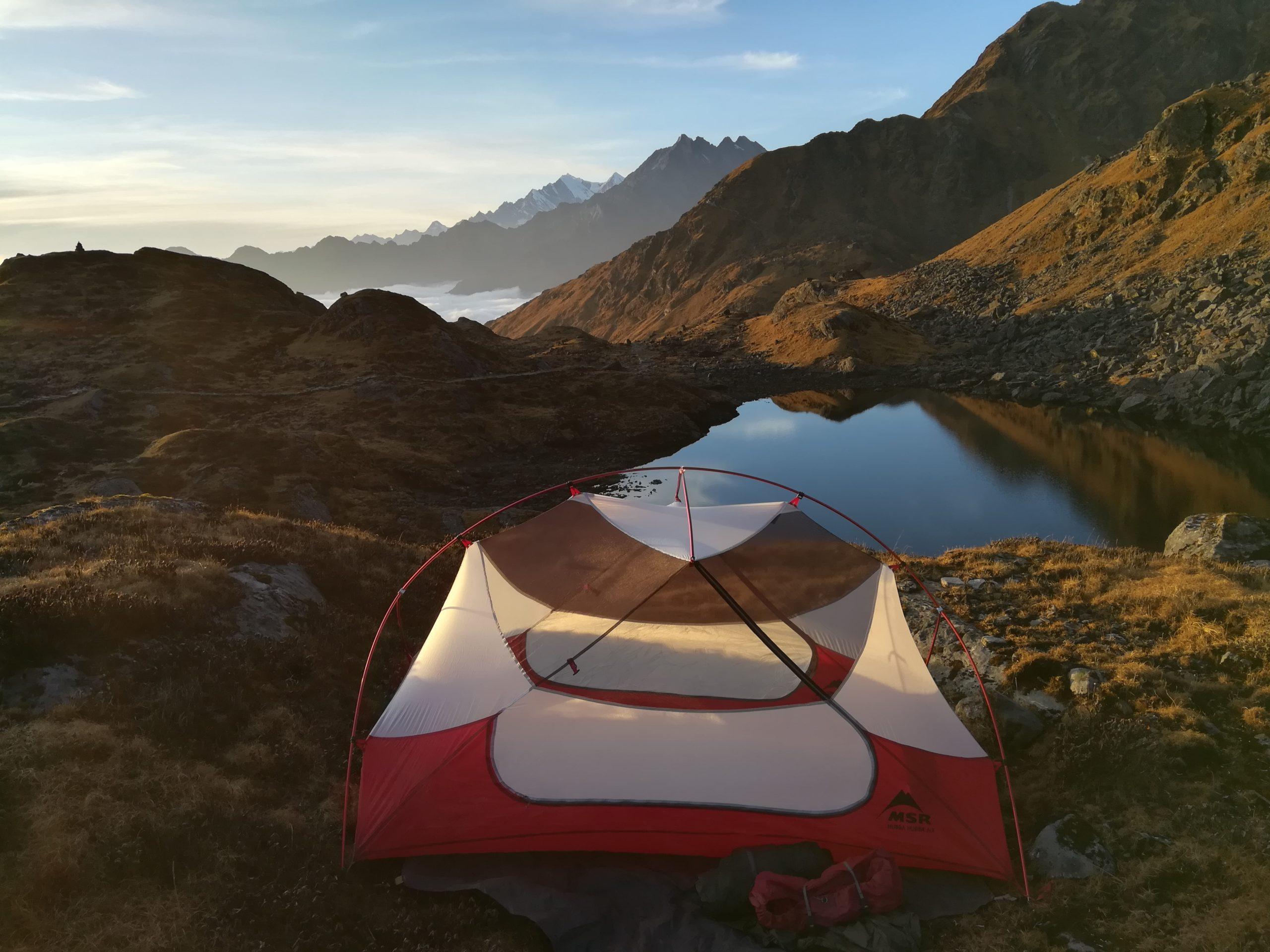 Adventure and Solitude on the Hinku Valley Trek
