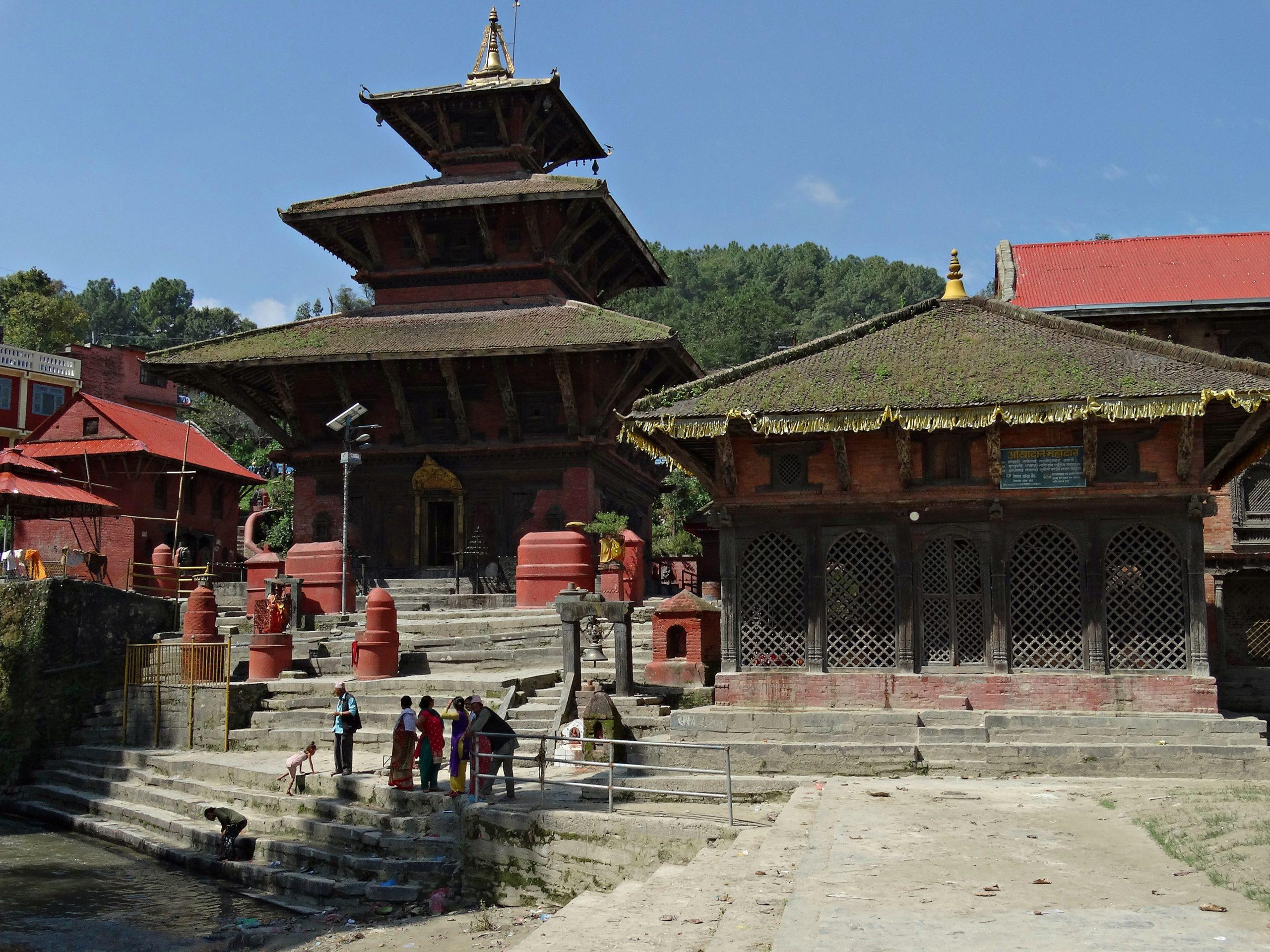 An Easy Hike from Gokarna to Kathmandu