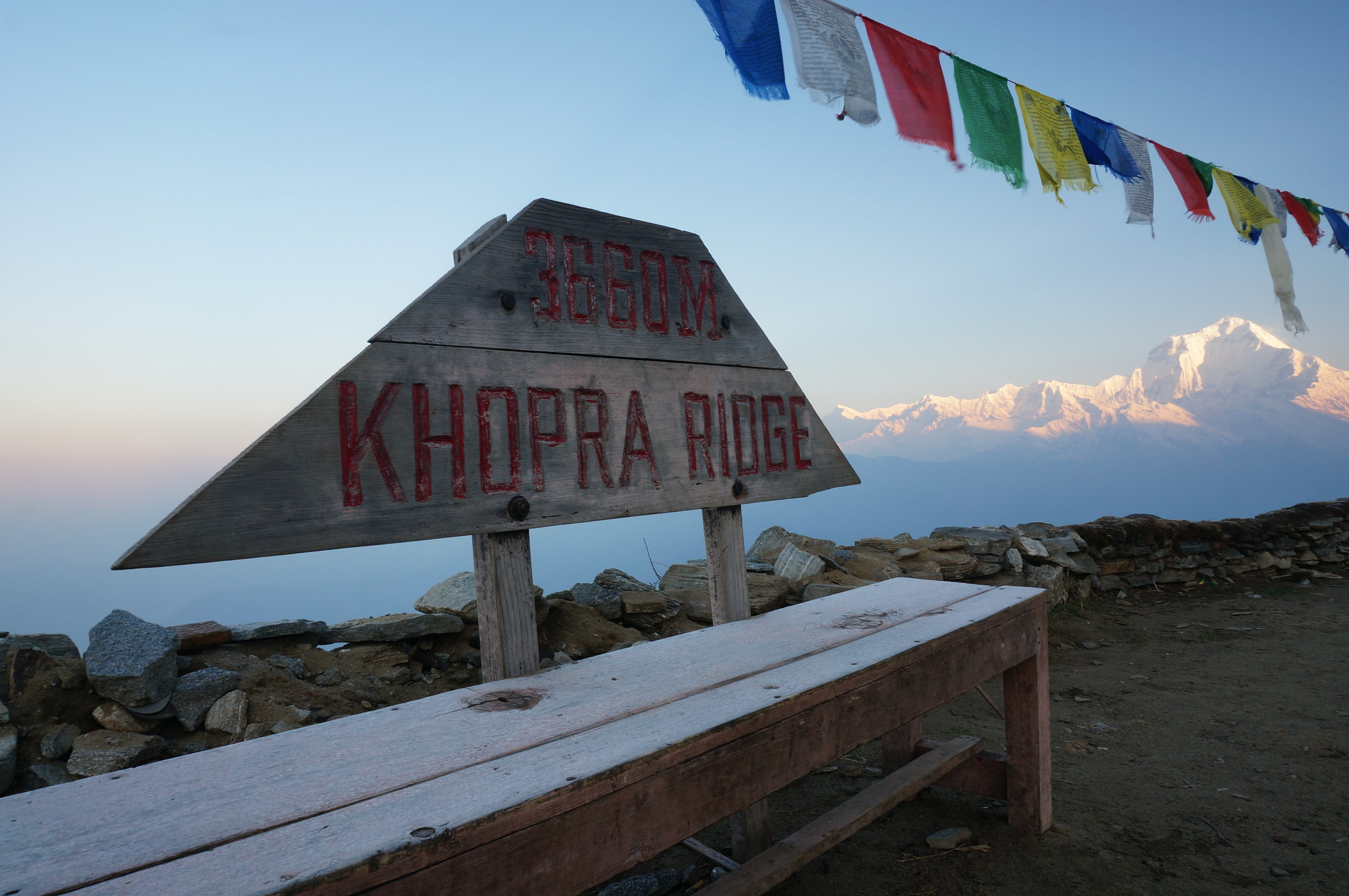 The Freedom of the Himalaya: Combining the Khopra Danda and Muldai Treks