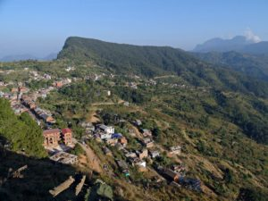 Hike to Bandipur's Thani Mai Temple