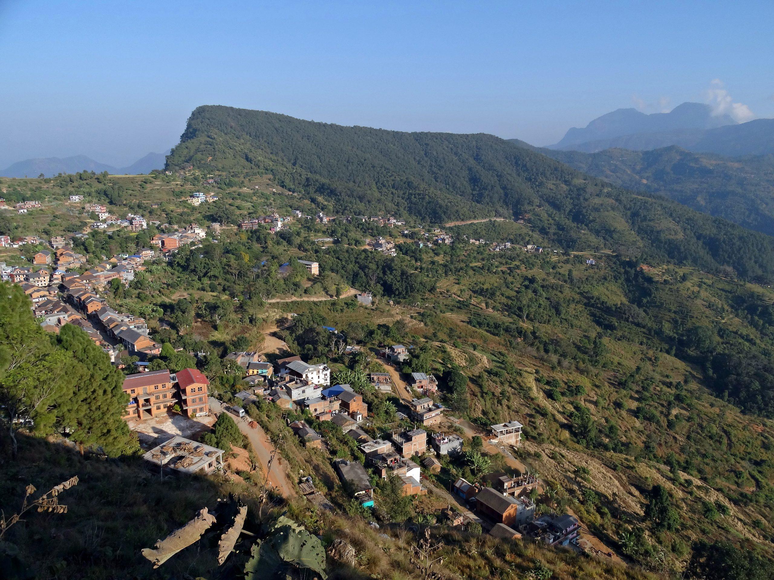 Hike to Bandipur's Thani Mai Temple