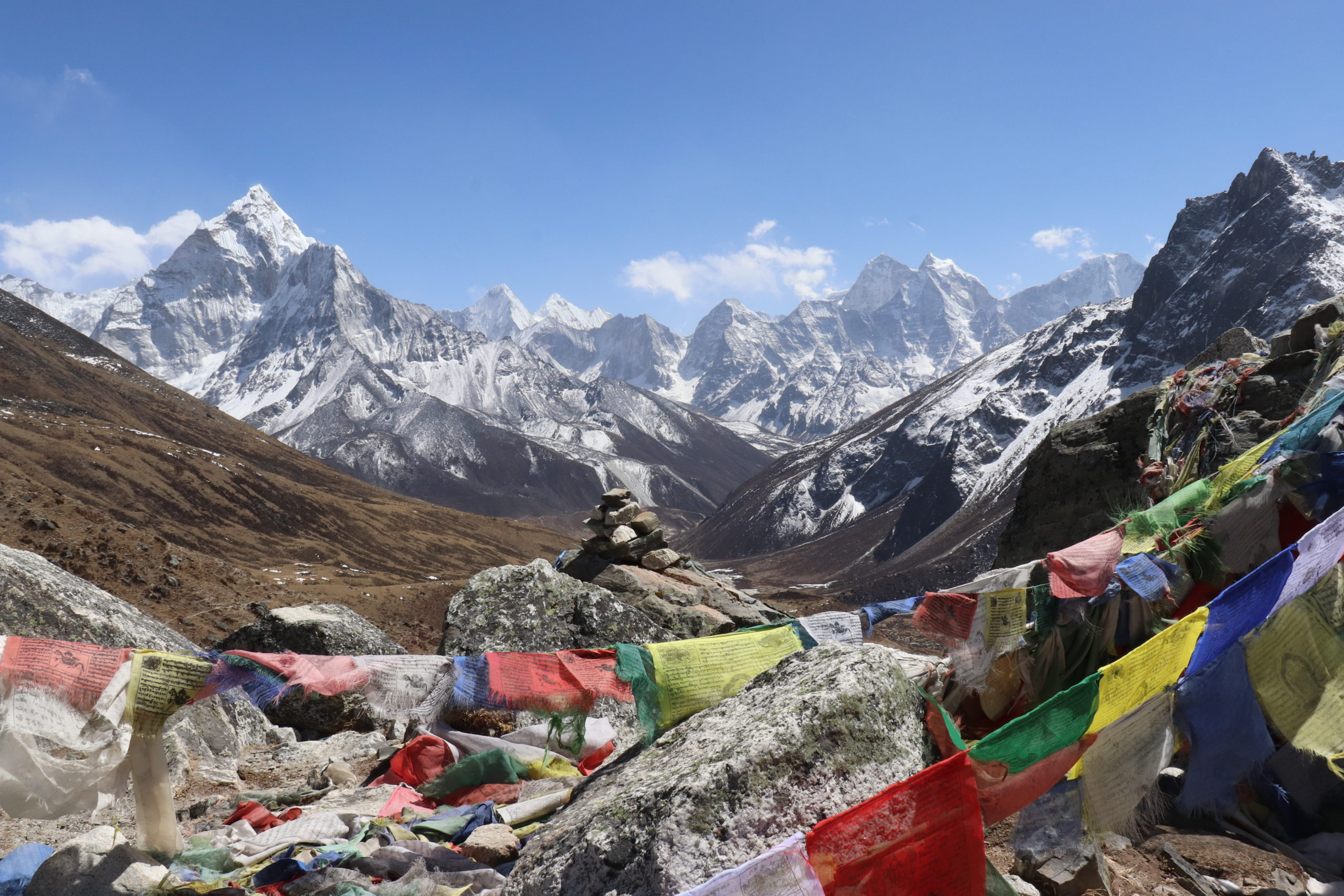 Himalayan Trekking Regions at a Glance