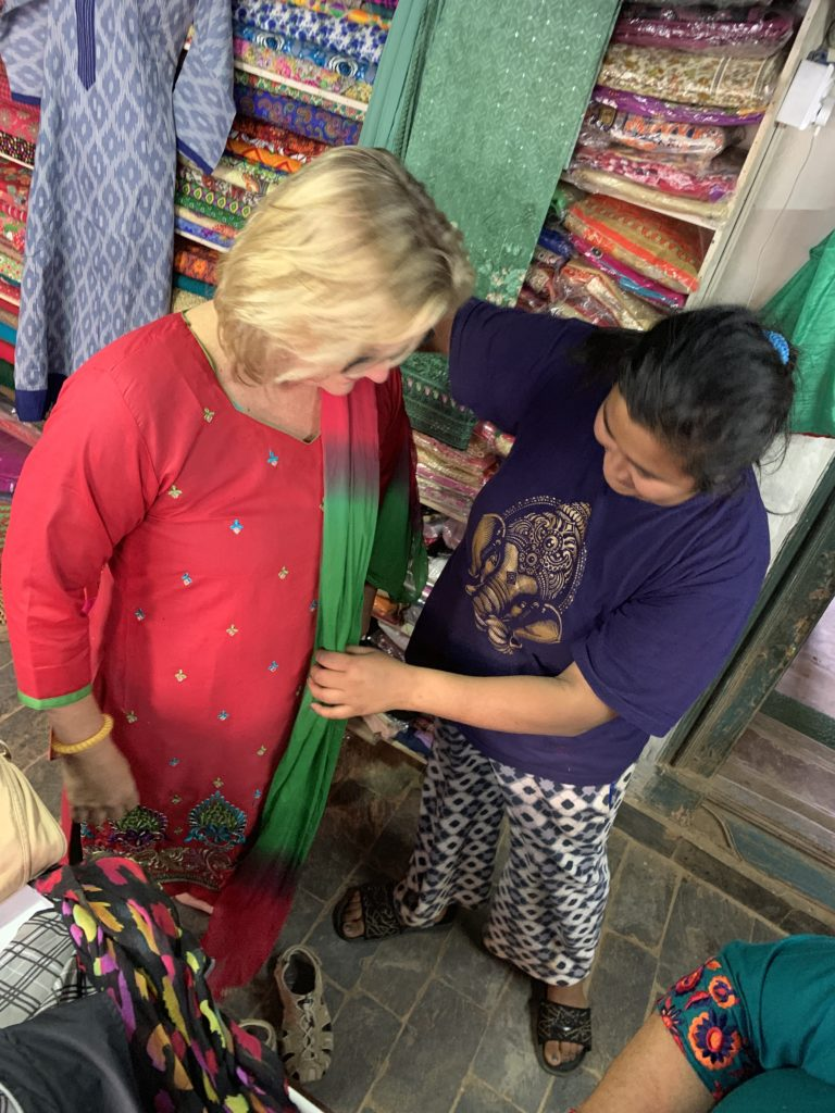 Supporting Women-Owned and Run Businesses in Nepal