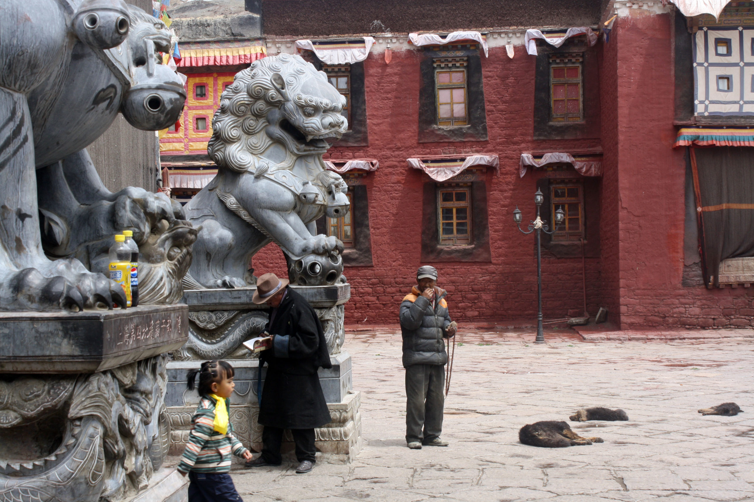 Magic and Mystery at Sakya Monastery Tibet