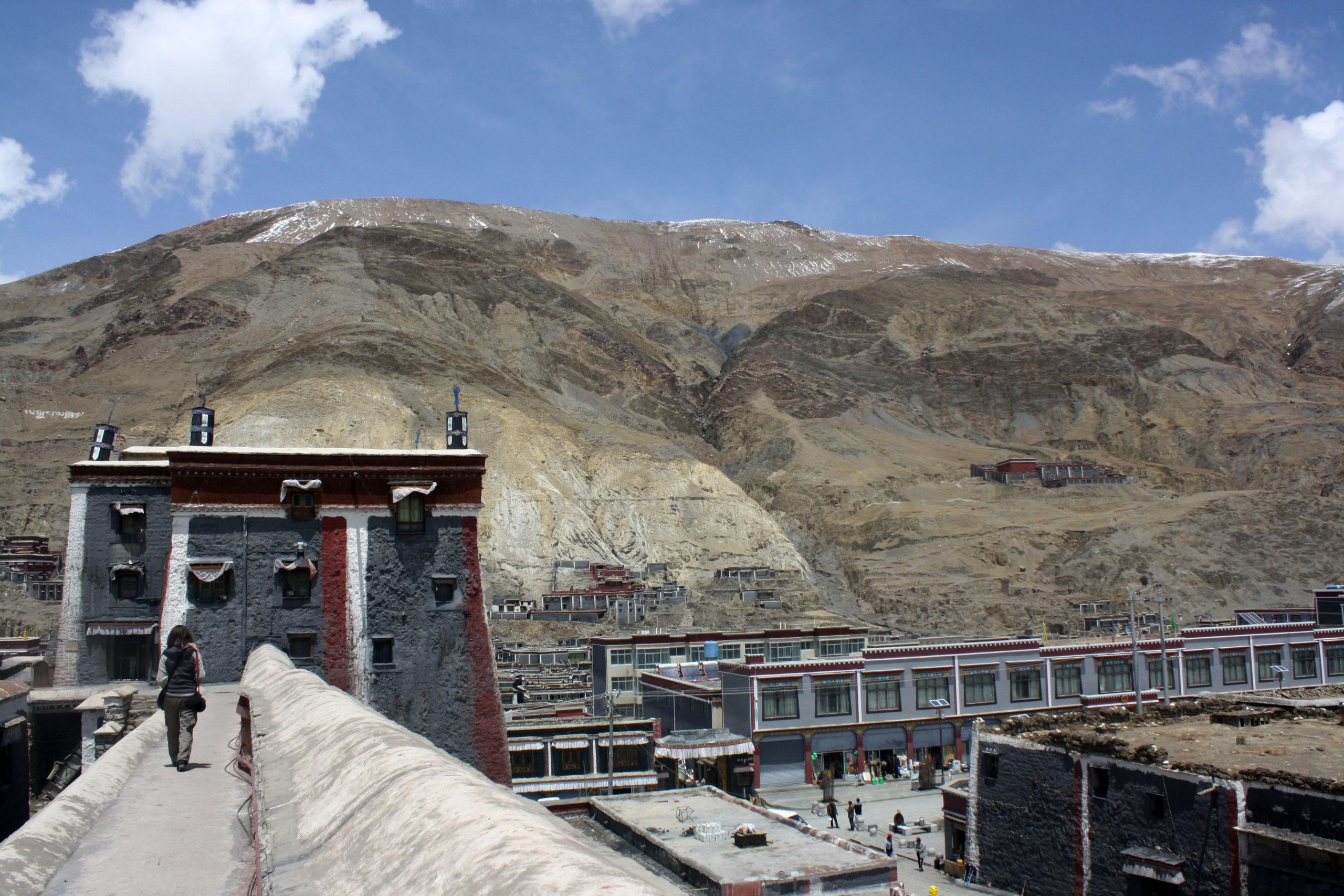 Magic and Mystery at Sakya Monastery Tibet