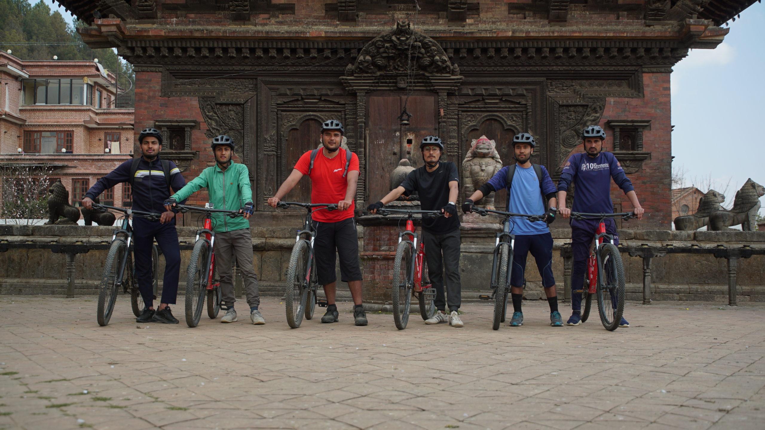 Panauti Bike Station: a new community-based business for Mountain Biking