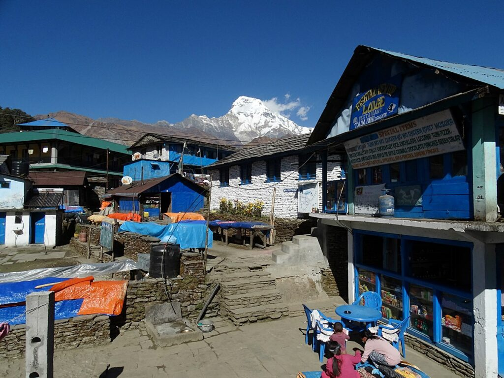 Amazing Experiences on the Ghorepani Trek, Annapurna Conservation Area