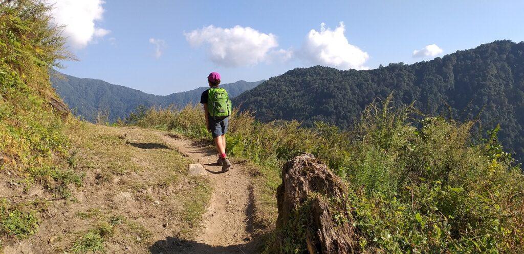 Die Annapurna Basecamp Wanderung mit Kind