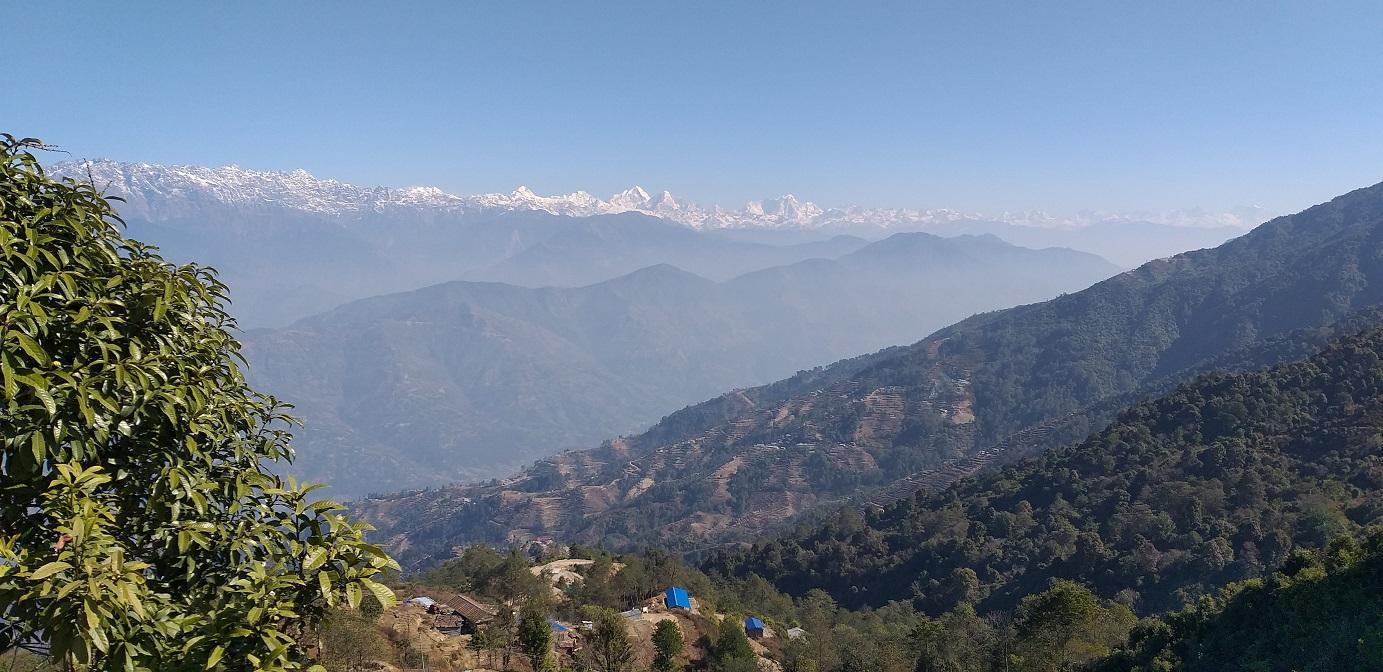 Ein Tagesausflug von Kathmandu: Forellen, frische Luft und wunderschöne Ausblicke in Kakani