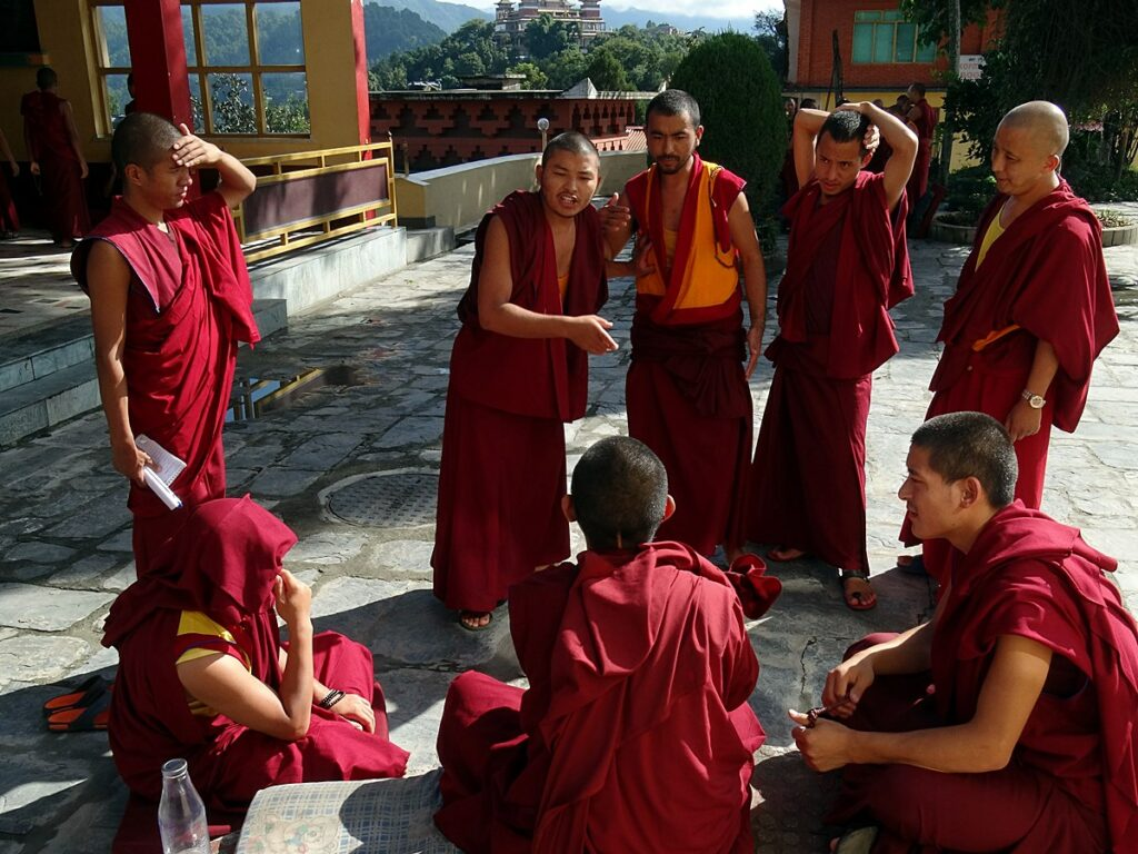 What It's Like to Be on a Meditation Retreat at Kopan Monastery