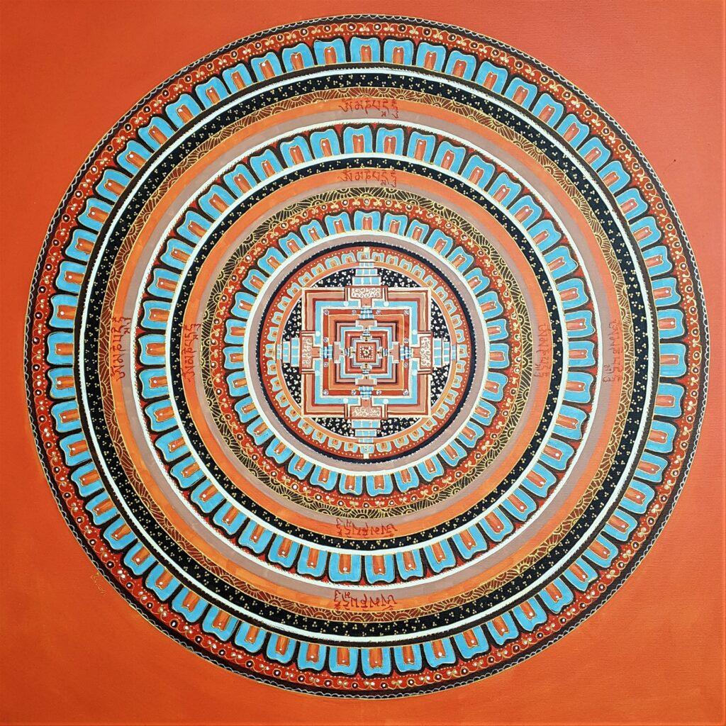 Understanding the Mandala Tradition in Nepal