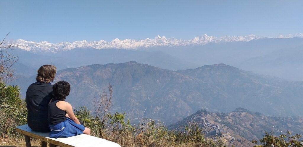 Eine Wanderung um Kathmandu: Der Ridge Trail